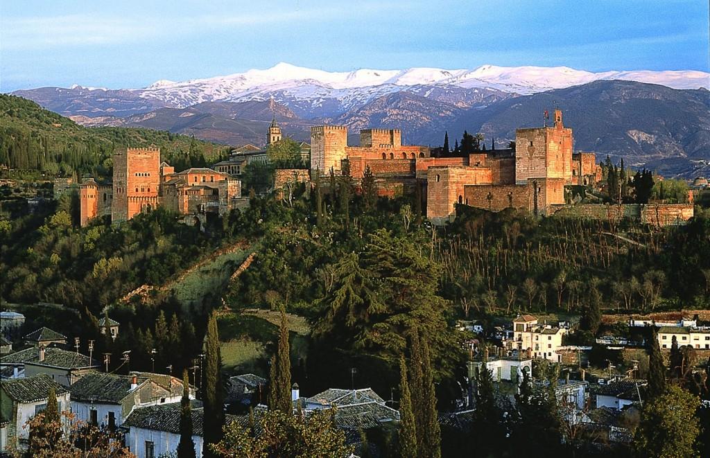 Granada-Andalucia-Spain