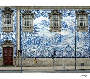 azulejos oporto