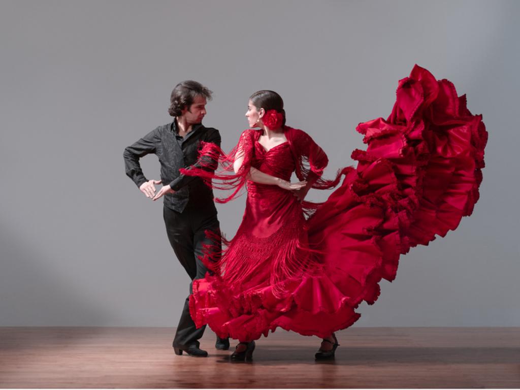 flamenco y español