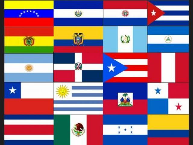 banderas hispanidad